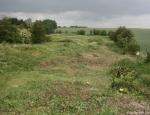 view-along-the-british-front-line-towards-lochnagar-crater-on-the-horizon-may-2011