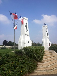 French National Cemetery, Albert