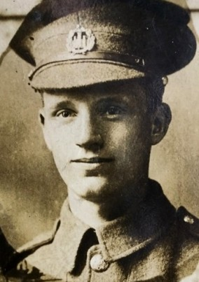 Soldat William Marmon, 10ème Bataillon du Essex Regiment